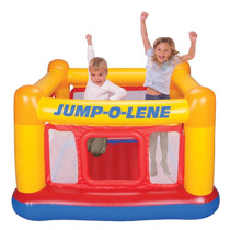 Juguete Inflable Pelotero Intex Play House (48260np)
