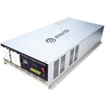 Inversor Conversor Enertik 12v 220v 3000w Reales Pico 6000w