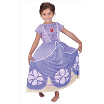 Disfraz Disney Princesita Sofia Original New Toys