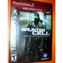 Ps2 - Splinter Cell Stealth Action Redefined (i735) Completo