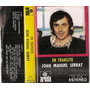 Joan Manuel Serrat - En Transito - Cassette