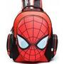 Mochila Spiderman Hombre Araña 16 Pulgadas Espalda - Wabro