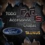Panel De Puerta Modelo Viejo Ford Taunus Y Mas...