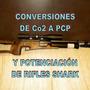 Conversion De Rifles Shark Co2 A Pcp