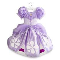 Disfraz Vestido Princesita Sofia Disney Store Usa Original