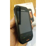 Nextel I867 I867w Black Negro Tactil Touch Nuevo 0km En Caja