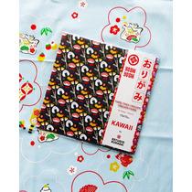 Paquete De Origami Yoshi Yoshi 32 Papeles, Colección Kawaii