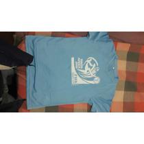 Remera Camiseta Dry Fit Mundial Sudafrica 2016 Log Powerade