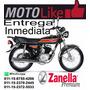 Gilera Vc 150 Classic/ Zanella Sapucai 150 0km Contado