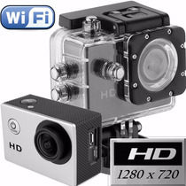 Camara Digital Sumergible Pro Hero Video 1080 Hd Deportiva
