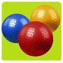 Pelota Fitness Gym Ball 65cm Pilates Yoga Gimnasia Inflador