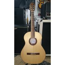 Guitarra Clasica Fonseca 50 C/ Estuche Rigido Skb Envios