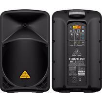 Behringer Eurolive B112 Mp3 Caja Activa 300 Watts-1000w Pico