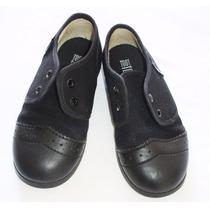 Zapatos Nene Negros Etiqueta Fiesta Nro 28 Toot Original