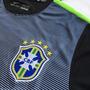 Camiseta De Entrenamiento De Brasil 2016/2015 Original!