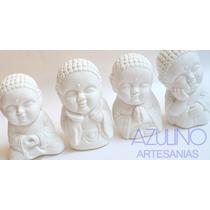 Budas Bebe 5 Modélos, Paz, Amor, Sabiduria, Fé, Felicidad.