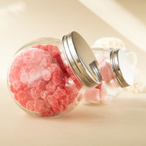 Frasco De Vidrio 2 Posiciones 800 Ml. Ideal Candys Y Conserv