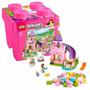 Lego Junior 10668 El Castillo De Las Princesas 150 Pzs
