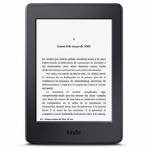 Kindle Paperwhite 7º Generación Wifi 6