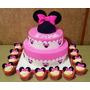 Tortas Decoradas Infantiles Mickey - Minnie