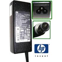 Cargador Hp 19v 4.74a 90w Smart Pin Grueso Dv4 Dv5 Dv6 Dv7