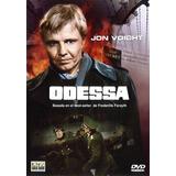 El Archivo De Odessa ( Jon Voight) Nazismo Dvd