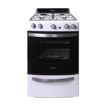 Cocina Whirlpool 56cm Wfb 56db Blanca Mult. Luz C/v