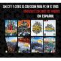 Sim City Y Cities Xl Coleccion Para Pc En Español (12 Dvds)
