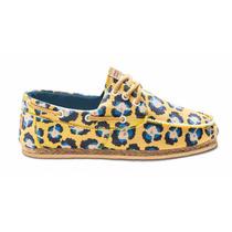 Náutico Leopardo Amarillo - Chimmy Churry