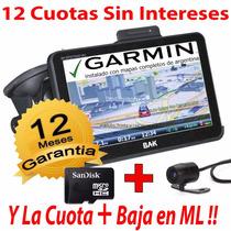 Gps 7 Pulgadas Cn Garmin Tv Digital Marca Bak 6g Camara Igo