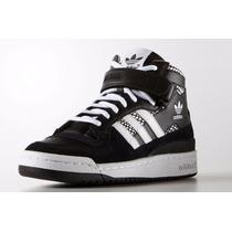 Zapatillas Adidas Forum Mid Rs Leather Originals Importadas