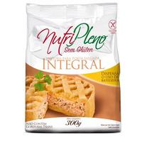 Mistura para Torta Integral (Sem Glúten) 300g - NutriPleno