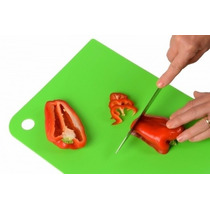 Flexitabla / Tabla Para Cocina Flexible (26x36 Cm)