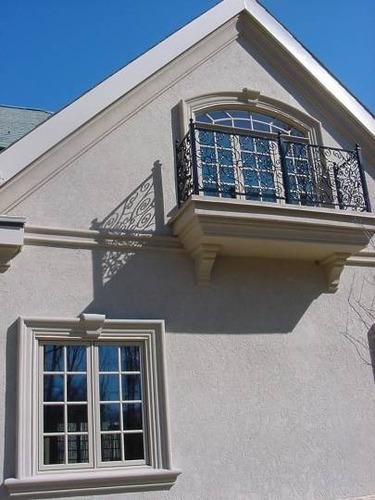Molduras de telgopor arquimax para exteriores marco max - Molduras para ventanas exteriores ...