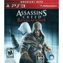 Assassins Creed Revelations Ps3 Original Nuevo