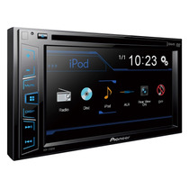 Stereo Pioneer Avh-175dvd Dvd 2 Mp3 Cd Usb 2 Din