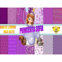 Kit Fondos Mas Imagenes Princesa Sofia!!!!