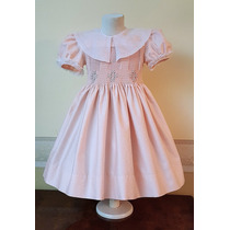 Vestido Importado Nena Bautismo Comunión Casamiento T5 Usa