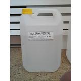 Glicerina Usp Por 5 K + Propilenglicol Usp X 5 K Combo