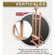 Atril Profesional Para Pintor. Marca Libra Mod.517cr