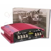 Potencia Amplificador Moto Auto Barco 12v 200w