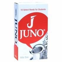 Caja De 10 Cañas Para Saxo Alto Juno De Vandoren