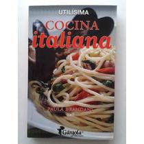 Libro Cocina Italiana Paula Brandani Utilisima