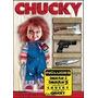 Dvd Chucky The Killer Dvd Collection 4 Films Nuevo Original