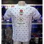 Camiseta Inglaterra Sevens Rugby 2015