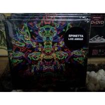 Spinetta Los Amigo Cd Original Nuevo Sellado