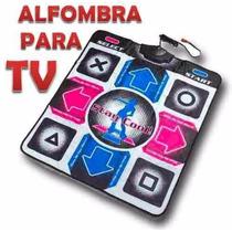 Alfombra De Baile Para Television. Conexion Audio Y Video!!