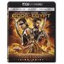 Gods Of Egypt- 4k Blu-ray Ultra Hd + Blu-ray Importado Nuevo