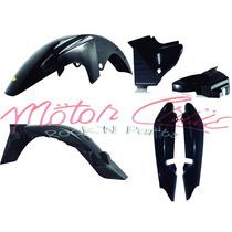 Kit De Plasticos Yamaha Ybr 11 Piezas - Motor Crue