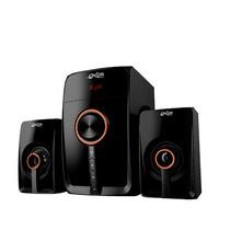 Parlante Overtech Ov-112a 2.1 580w Mp3 Bluetooth Fm Remoto